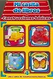 Mi Casita De Libros De Construcciones Basicas (Spanish Edition)