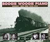 echange, troc Artistes Divers, Jimmy Blythe, Pinetop Smith, Jimmy Yancey, Meade Lux Lewis, Little Brother Montgomery, Albert Ammons, Pete Johnson, Jay McShann, Sammy Price - Boogie Woogie Piano 1924-1945