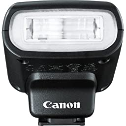 Canon Speedlite 90EX Flash for Canon EOS M Camera (White Box) New