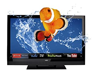 VIZIO E3D420VX 42 Inch Class Theater 3D LCD HDTV with VIZIO Internet Apps (2011 Model)