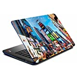 MeSleep Blue Cars Zoom Laptop Skin