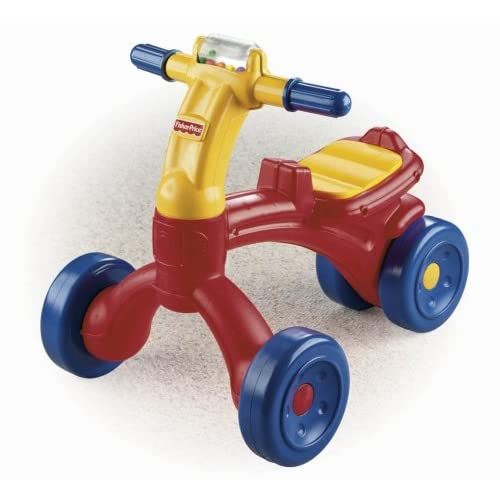 Fisher Price Bright Beginnings Ready Regular Ride On Trike