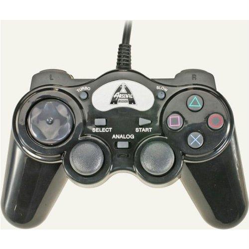 Playstation 2 Arsenal APSDC102 Matrix GamepadB000246VJS : image