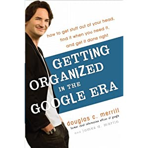 book cover for Getting Organized in the Google Era