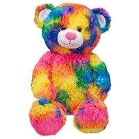 Build a Bear Workshop, Tropicolor Teddy Bear, 17 in. from Build A Bear