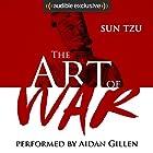 The Art of War Audiobook by Sun Tzu Narrated by Aidan Gillen