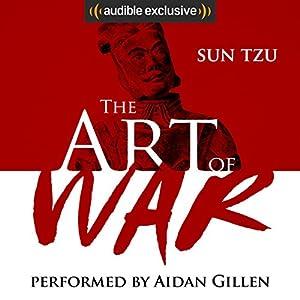 The Art of War Hörbuch von Sun Tzu Gesprochen von: Aidan Gillen