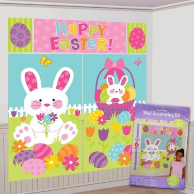 Easter Scene Setters Kit Party Decorations