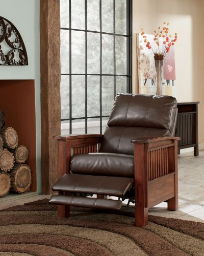 Santa Fe High Leg Recliner Is A Product Of Popular Furniture Brand,  AtHomeMart. The Comfortable Design And Rustic Look Of The High Leg Recliner  Can Add ...