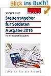 Steuerratgeber f�r Soldaten: Ausgabe...