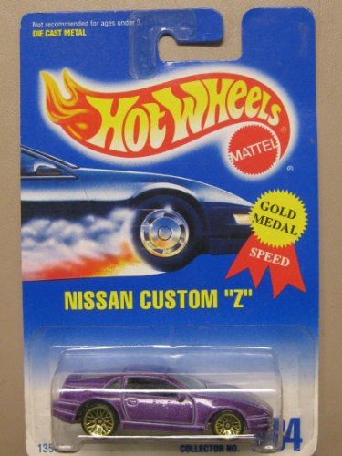 "Hotwheels Nissan Custom ""Z"" Collector #234 - 1"