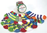 Sockipops - 10 Toddlers Odd Socks in a Gift Jar (1-2 Yrs)