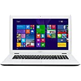 "Acer Aspire E5-573-56XH - Portátil de 15.6"" FullHD (Intel Core i5 5200U, 8 GB de RAM, Disco HDD de 1 TB, Windows 8 Actualizable gratuitamente a Windows 10), negro y blanco -Teclado QWERTY Español"