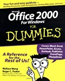 Microsoft Office 2000 For Windows For Dummies (0764504525) by Wang, Wallace
