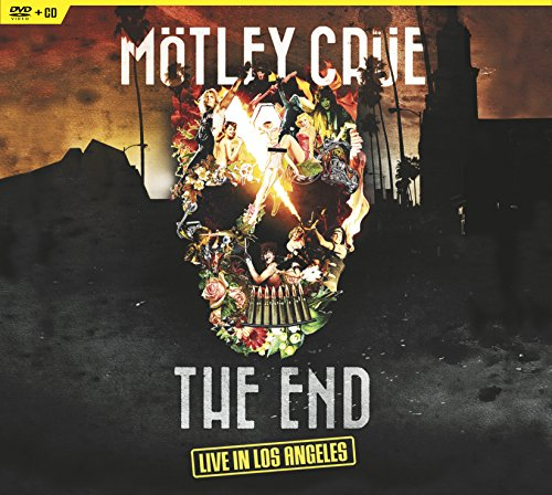 The End - Live in Los Angeles DVD/CD (Night Ranger Dvd compare prices)