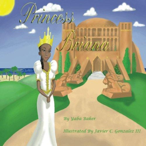 Princess Briana [Baker, Mr. Yaba] (Tapa Blanda)