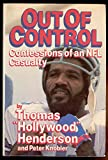 img - for Out of Control Confessions of an NFL Casualty book / textbook / text book