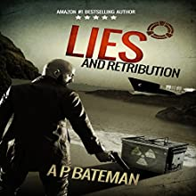 Lies and Retribution Audiobook by A P Bateman Narrated by Tom Adams