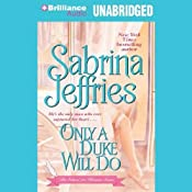 Only a Duke Will Do | Sabrina Jeffries