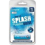 Integral INFD8GBSPLB Splash Black Clé USB 2.0 8 Go