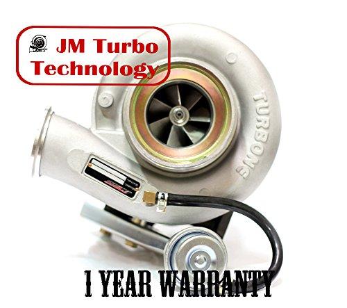 Cummins Dodge Ram Super Drag Diesel HX40 HX40W T3 3538232 Turbo Turbocharger New (Cummins Turbo Diesel Engine compare prices)