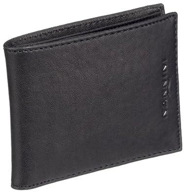 Nannini hob man accessori 96371 portafoglio uomo nero for Portafoglio uomo amazon