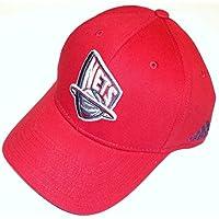 NBA New Jersey Nets Adjustable Velcro Adidas Hat - Osfa