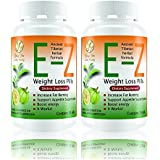Easy Weight Loss Pills for Extreme Energy, Rapid Fat Burning, Fast Acting Appetite Suppression and Weight Loss. Only 1 Pill a Day, 60 Diet Pills 440mg