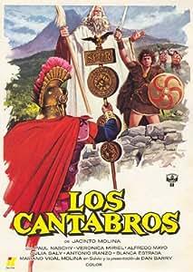 Amazon.com: Cantabros, Los Movie Poster (27 x 40 Inches