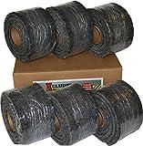 Xcluder Rodent Control Steel Wool Fill Fabric, 6 Rolls