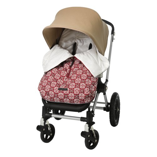 *Fall 2011 Collection* Petunia Pickle Bottom Stroller Snuggler Stroll - Travel Through Tivoli - 1
