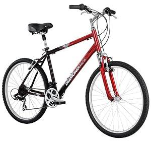 Diamondback Bicycles 2014 Wildwood Classic Men's Sport Comfort Bike (26-Inch Wheels), 15-Inch, Red