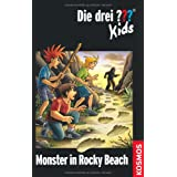 "Die drei ??? Kids, 44, Monster in Rocky Beachvon ""Ben Nevis"""