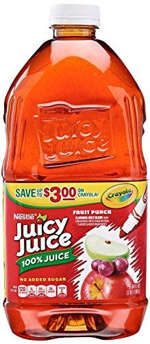 Juicy Juice Punch, 64 Oz front-653943