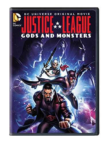 Justice League: Gods & Monsters [Reino Unido] [DVD]