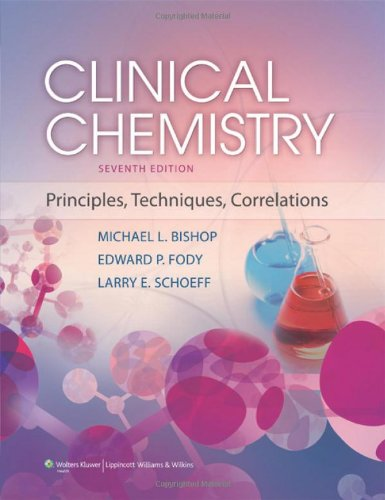 Clinical Chemistry: Principles, Techniques, And Correlations front-854842