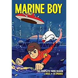 Marine Boy : The Complete Third Season