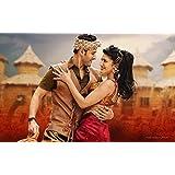Posterhouzz Movie Srimanthudu Shruti Haasan Mahesh Babu HD Wallpaper Background Fine Art Paper Print Poster