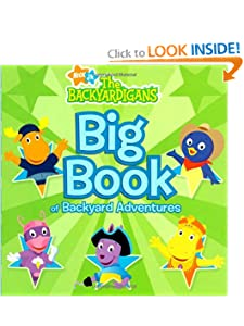 Big Book of Backyard Adventures (Nick Jr. the Backyardigans) Various