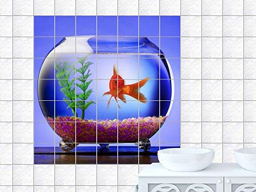 goldfisch glas. Black Bedroom Furniture Sets. Home Design Ideas