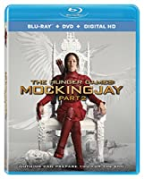 The Hunger Games: Mockingjay Part 2 [Blu-ray + DVD + Digital HD] by Lionsgate