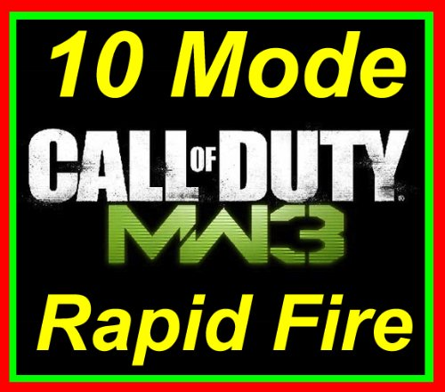 ULTIMATE 10 Mode Stealth Rapid Fire Mod Kit for Xbox 360 Controller