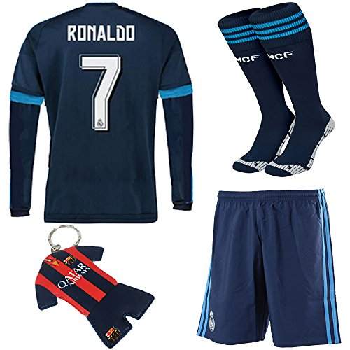 best loved 09baf cc641 cr7 jersey long sleeve