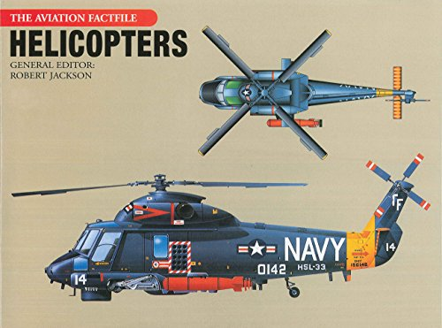 Helicopters (Aviation Factfile (Chartwell Books))