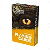 Dinosaur Picture Playing Cards - Full Colour