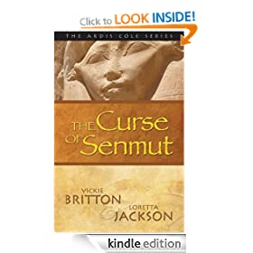 The Ardis Cole Series: The Curse of Senmut (Book 1)