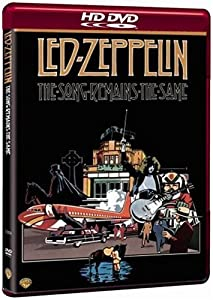 Led Zeppelin - The Song Remains The Same [HD DVD] [Import anglais]
