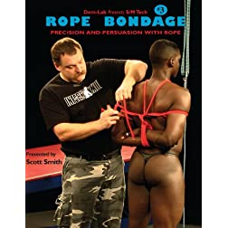 SMTech #3 - Rope Bondage: Precision and Persuasion with Rope - DVD