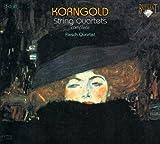 echange, troc Korngold, Flesch Quartet - Complete String Quartet