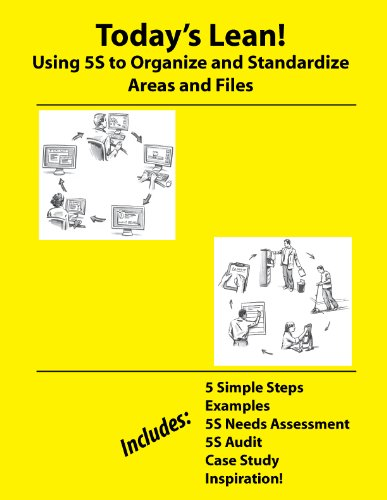 Lean 5s Worksheet : Download quot today s lean using to organize and